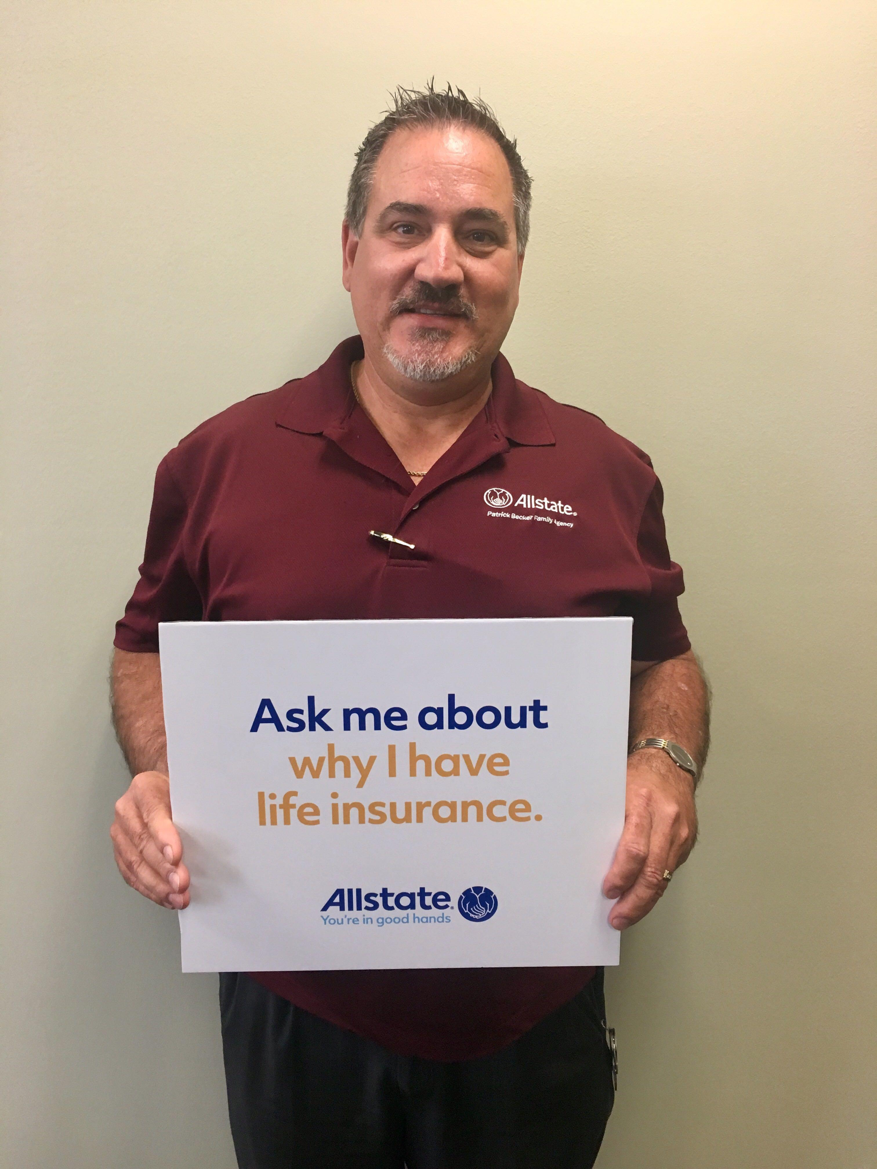Allstate Insurance Agent: Patrick Becker image 3