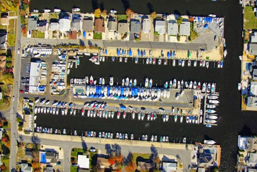 Baywood Marina, a great place for FUN on the water!