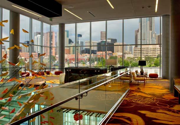 SpringHill Suites by Marriott Denver Downtown image 1