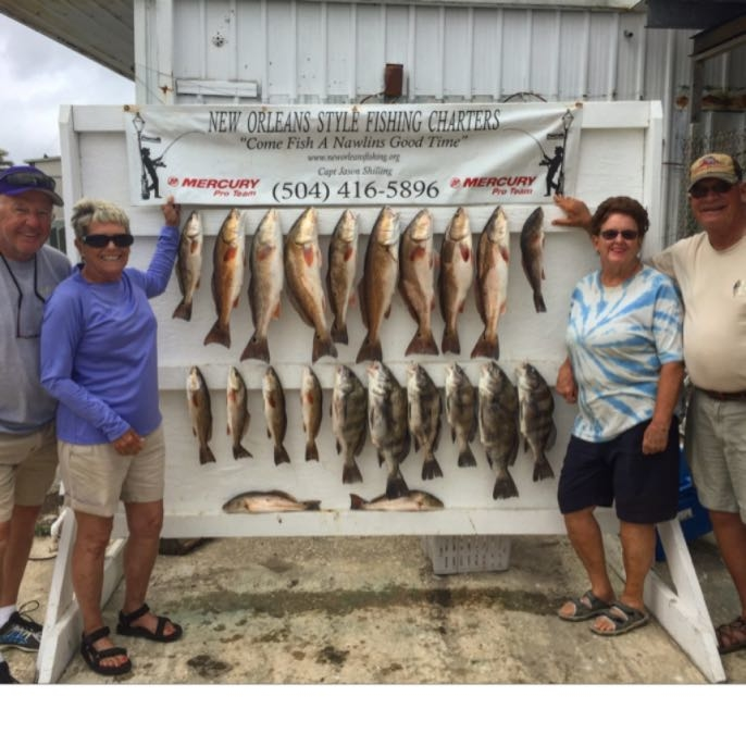 New Orleans Style Fishing Charters LLC image 91