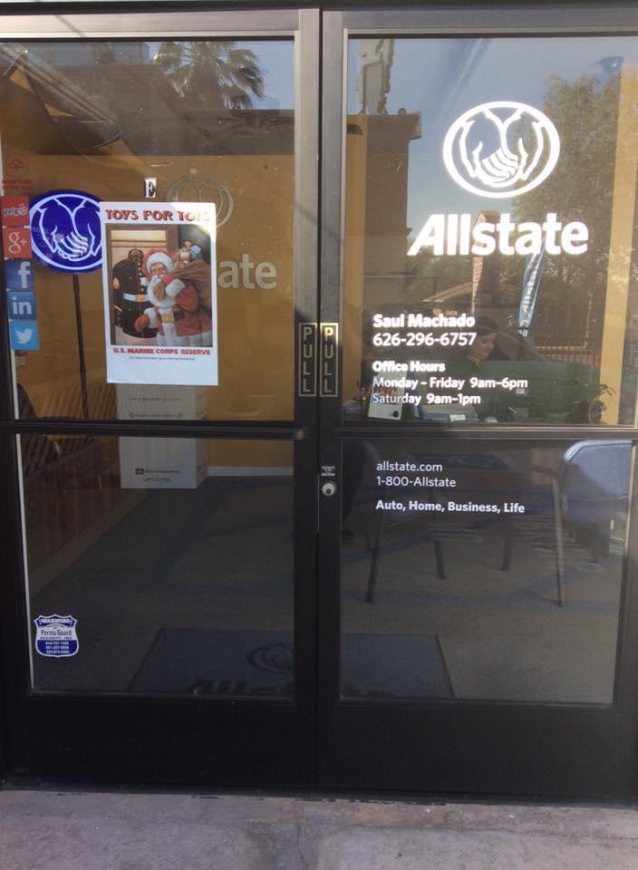 Allstate Insurance Agent: Saul Machado image 4