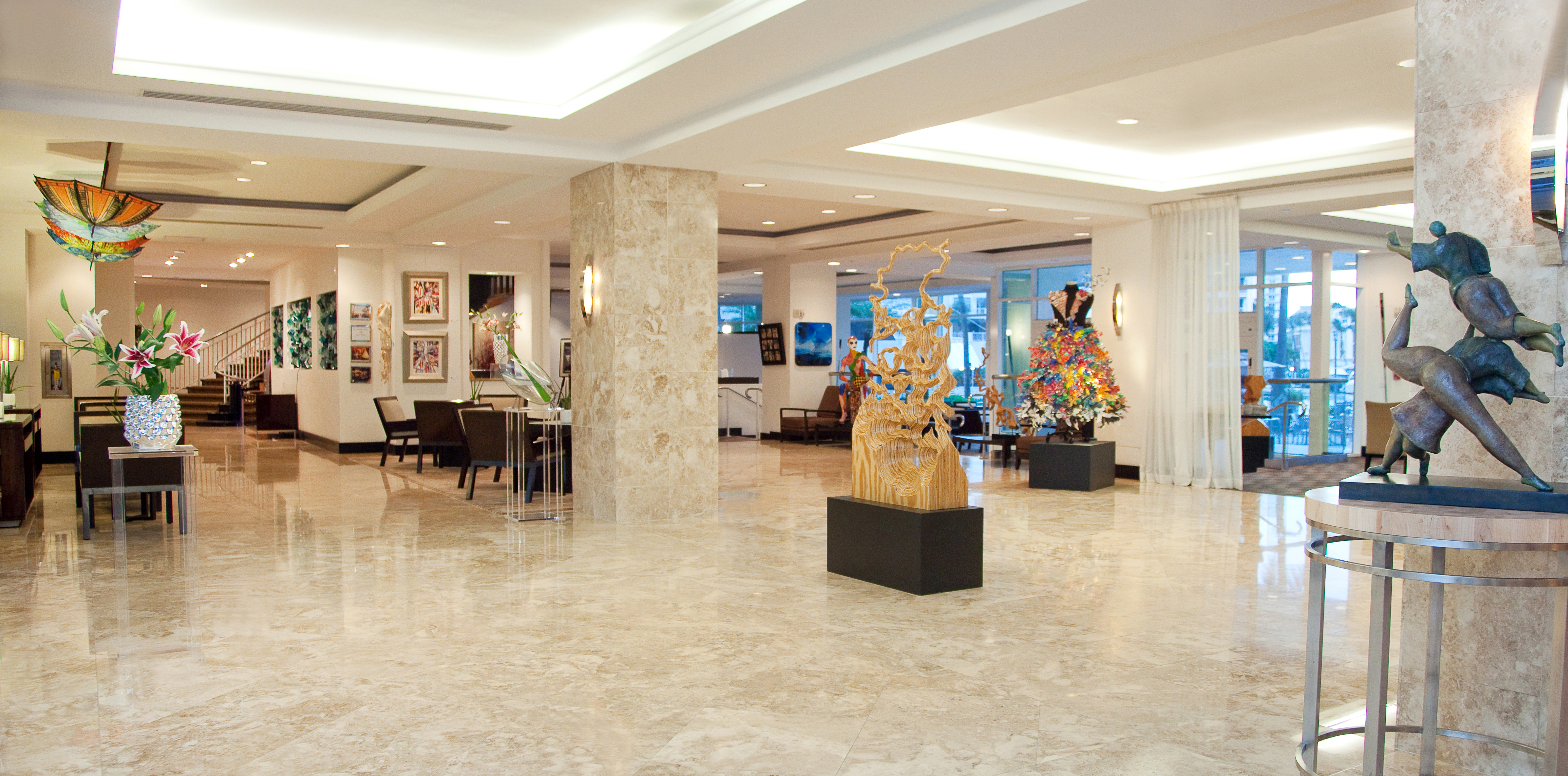 Galleryone A Doubletree Suites By Hilton Hotel In Fort Lauderdale Fl Whitepages