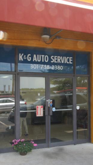 K & G Auto Services image 1