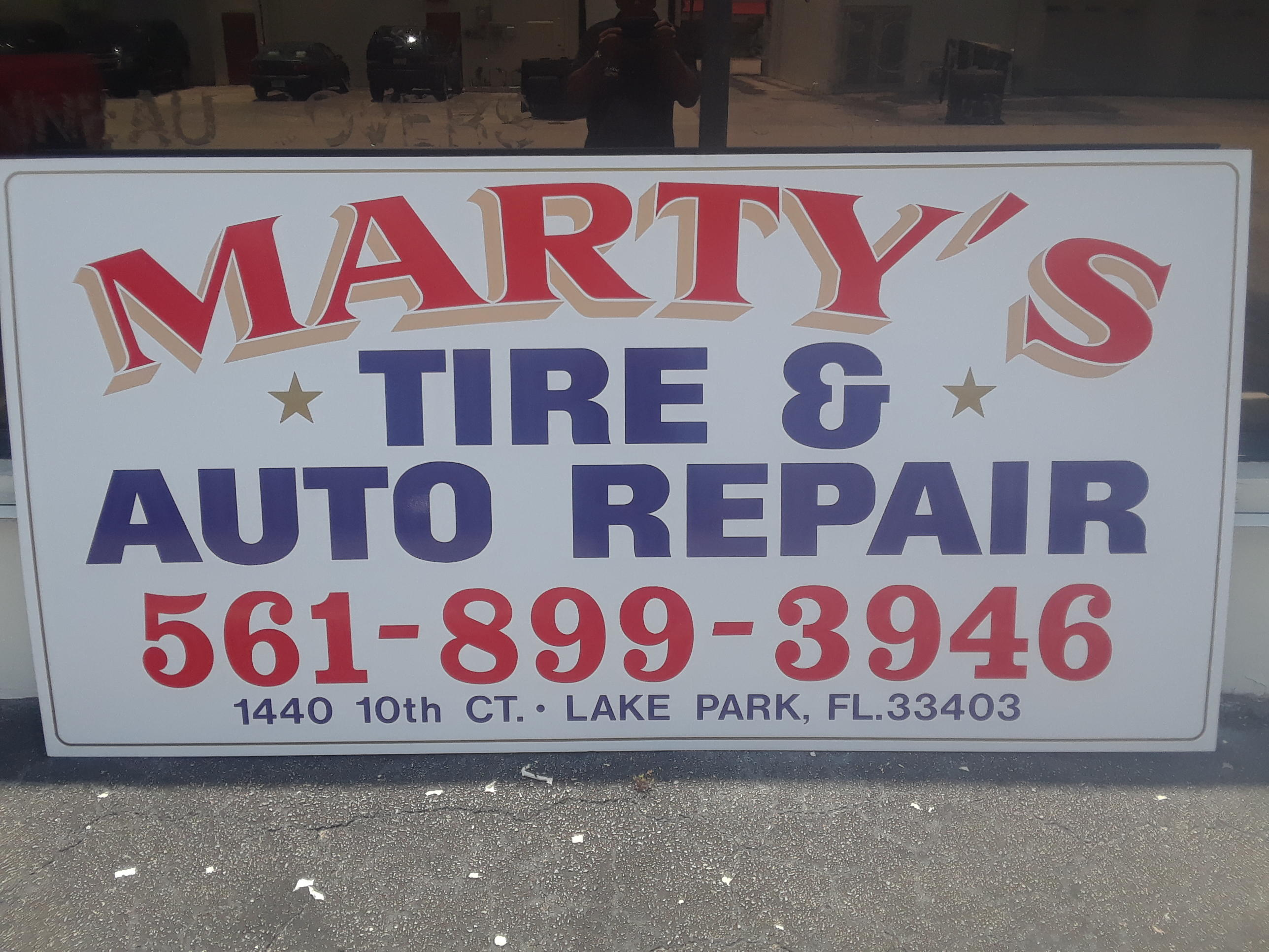 Marty's Tire and Auto Repair image 6