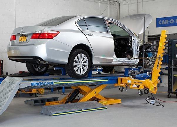 Bergen Brookside Auto Body & Towing
