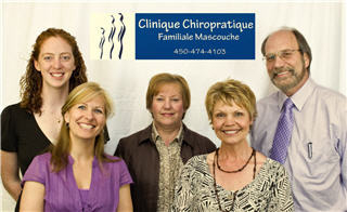 Clinique Chiropratique Familiale Mascouche à Mascouche