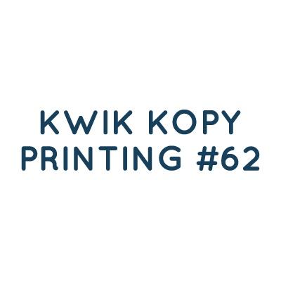 Kwik Kopy Printing #62