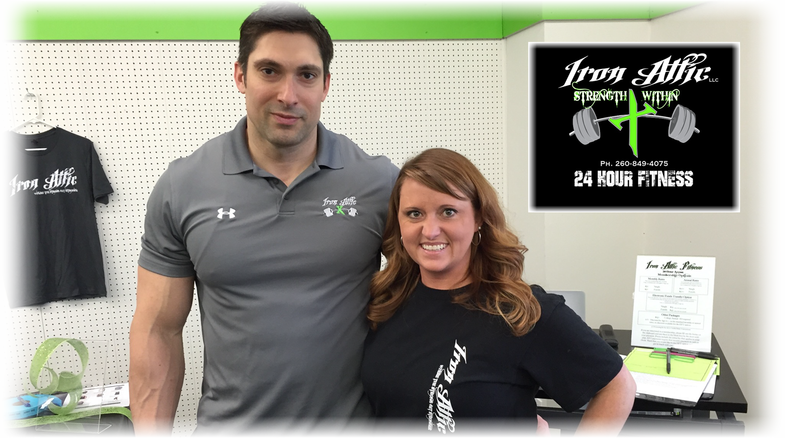 Iron Attic Fitness