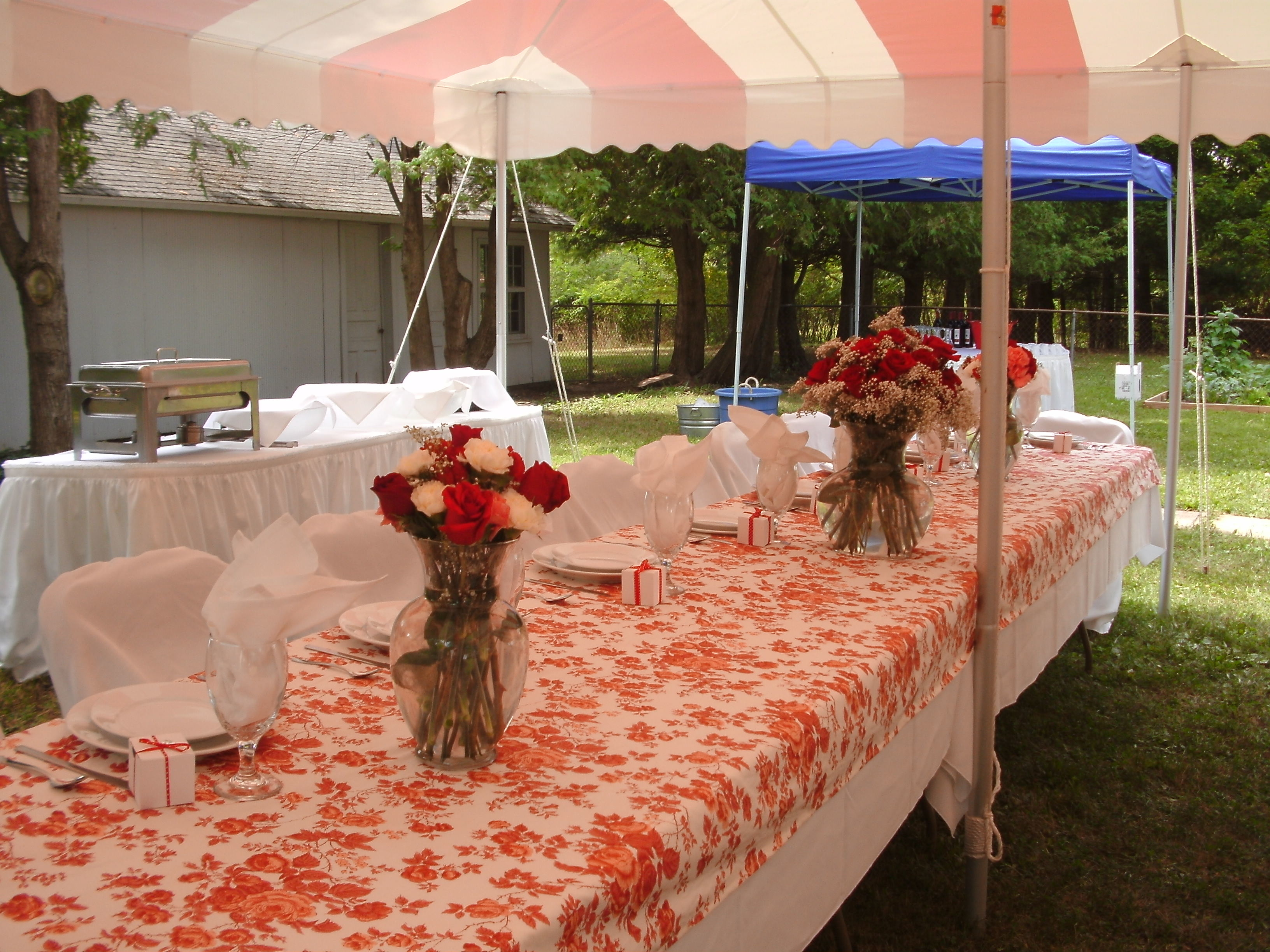 White Linen Catering and Rental Service LLC image 0