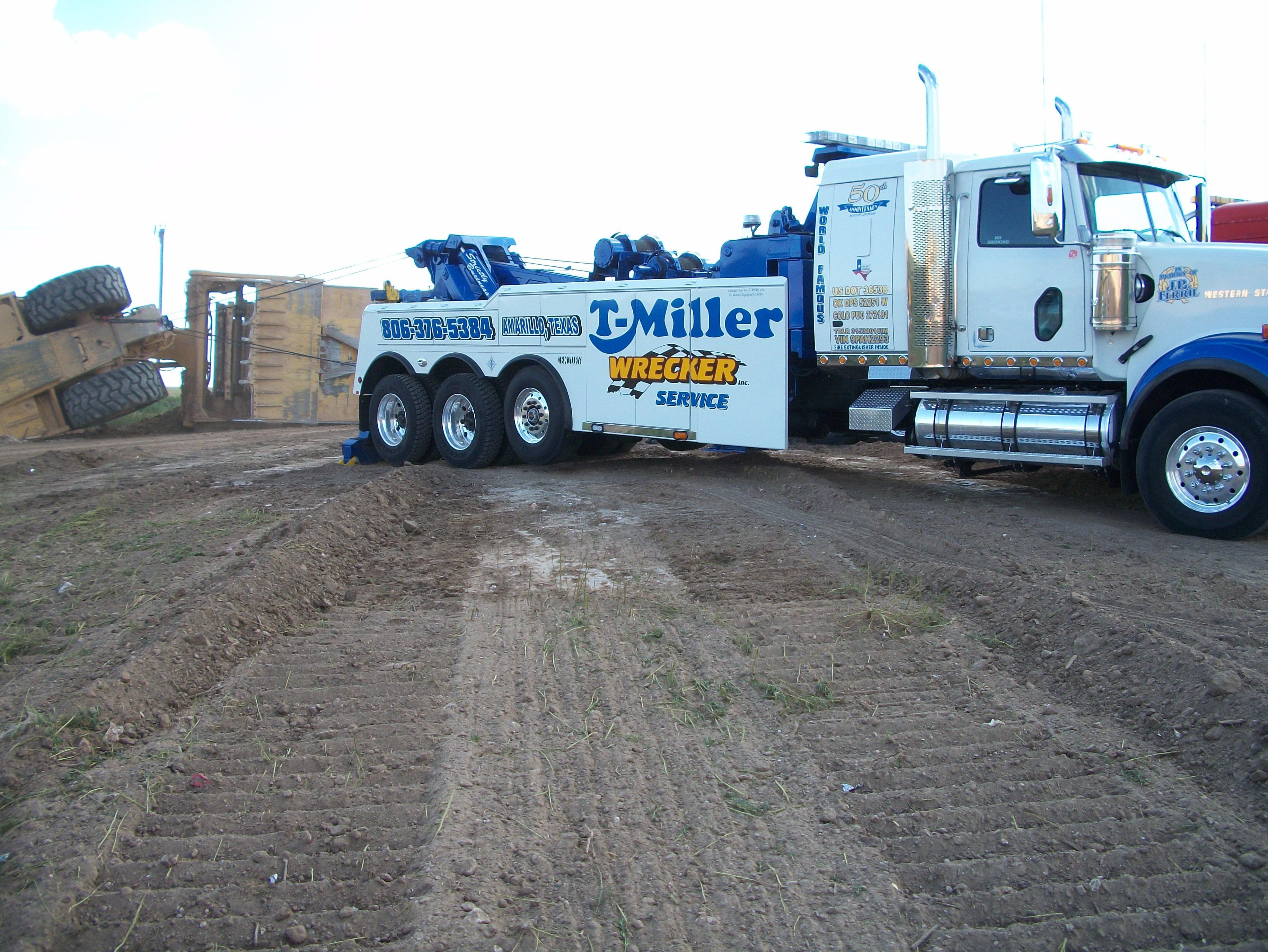T Miller Wrecker Service image 8