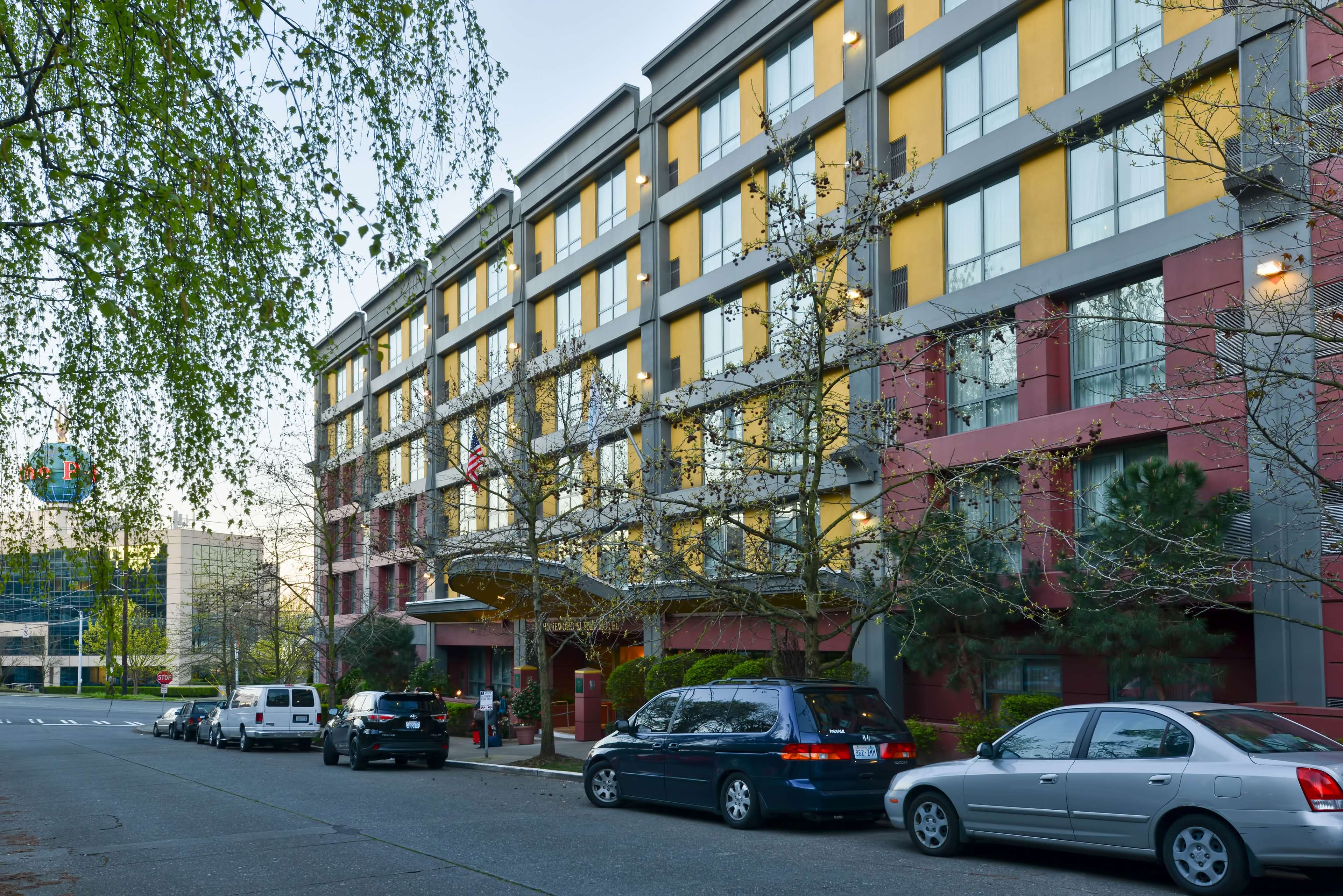 Homewood Suites by Hilton Seattle Downtown image 2