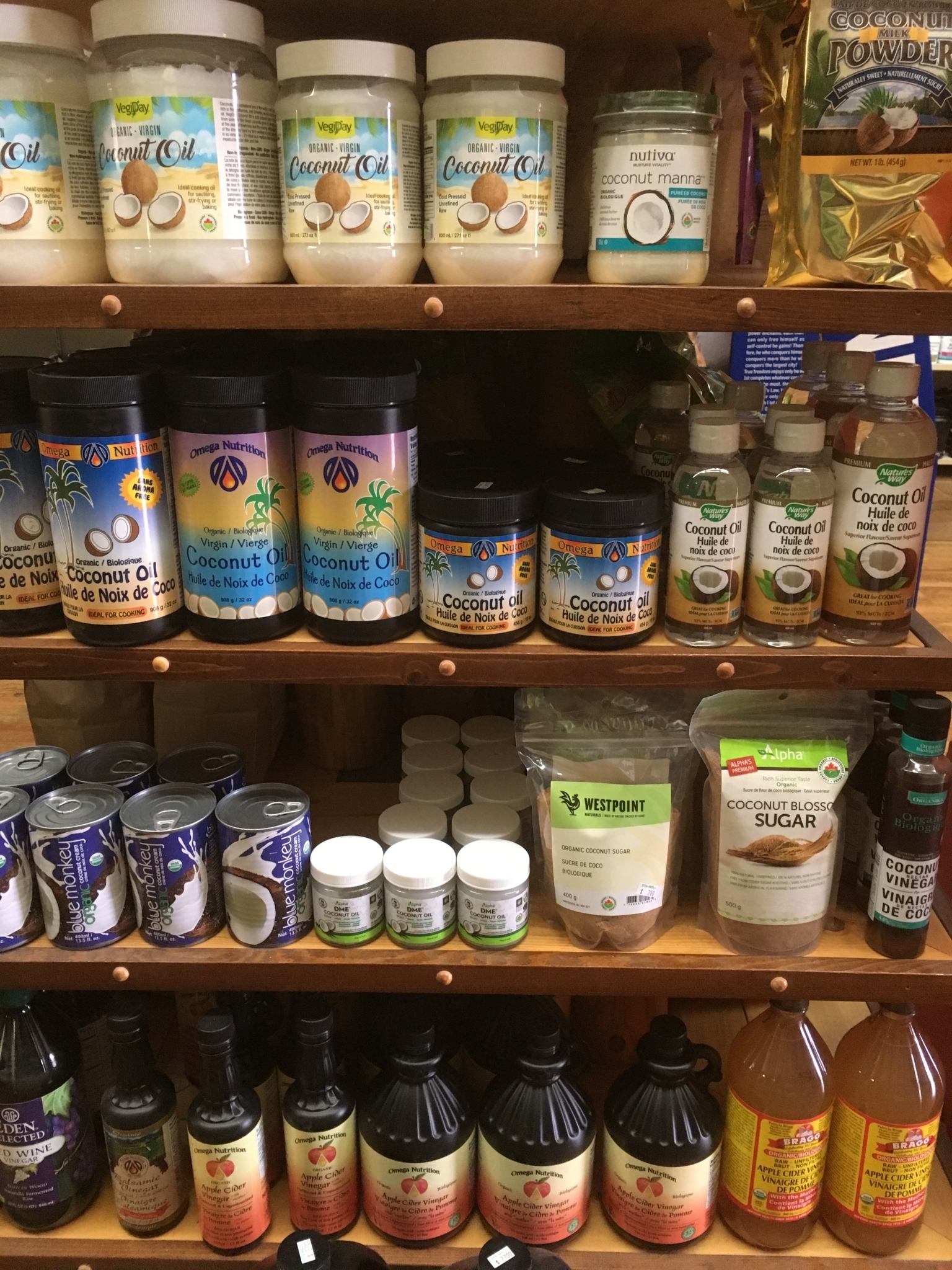 Sta Well Health Foods Store in Williams Lake