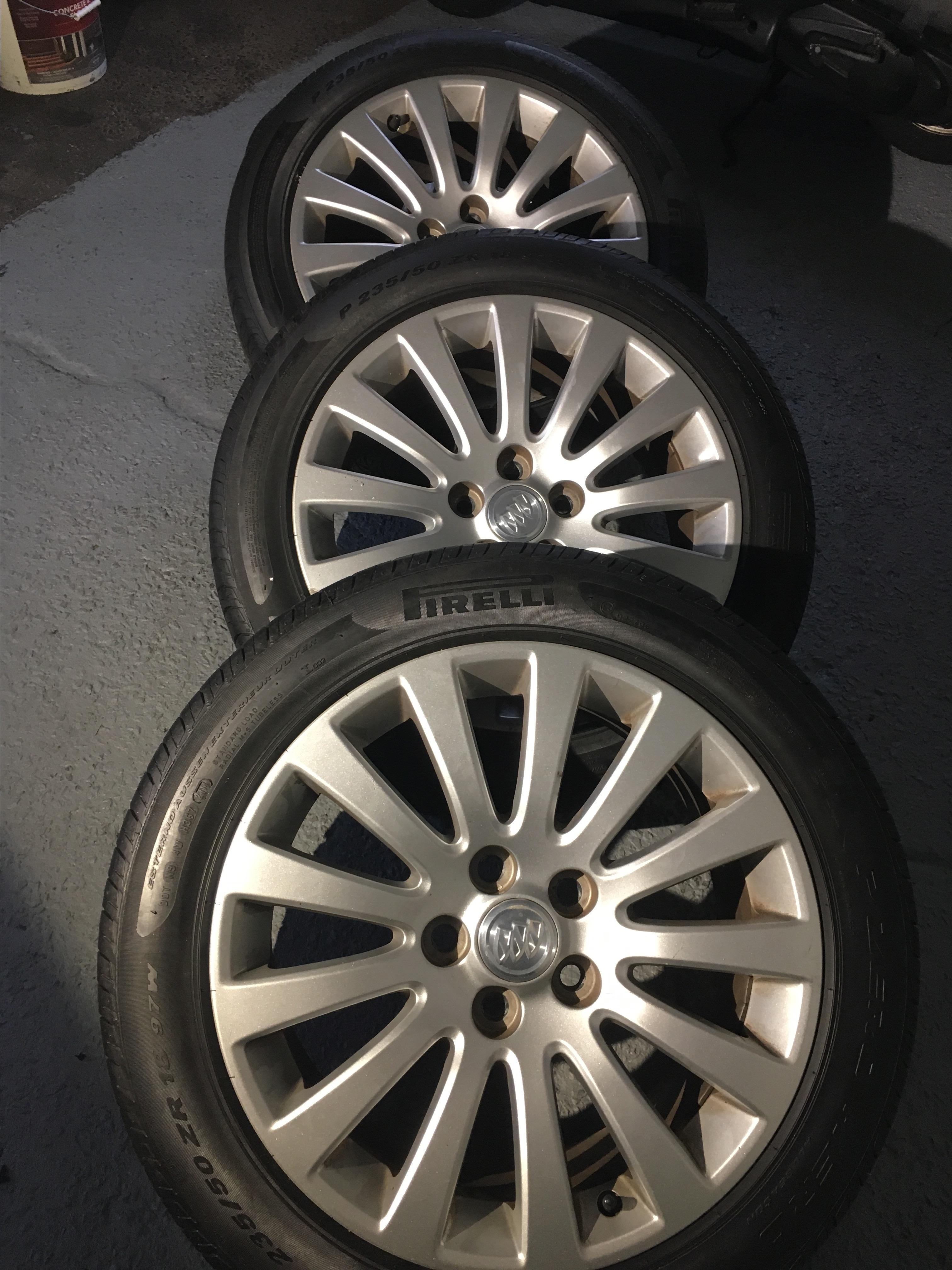 Quality Used Tires and Alloy Wheel Repair image 1