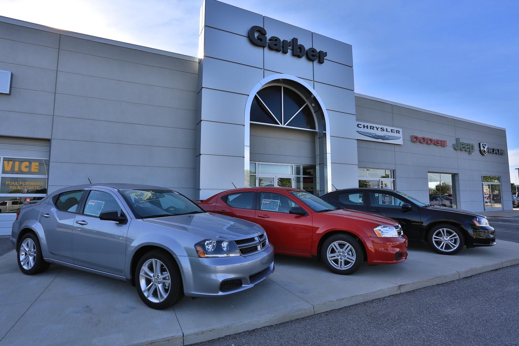 Garber Chrysler Dodge Jeep Ram image 2