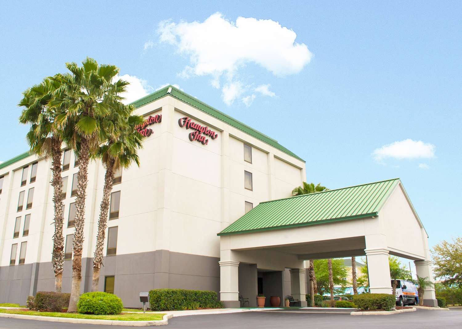 Hampton Inn Tampa-Veterans Expwy (Airport North) image 1