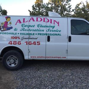 Aladdin Carpet Cleaning and Restoration image 0