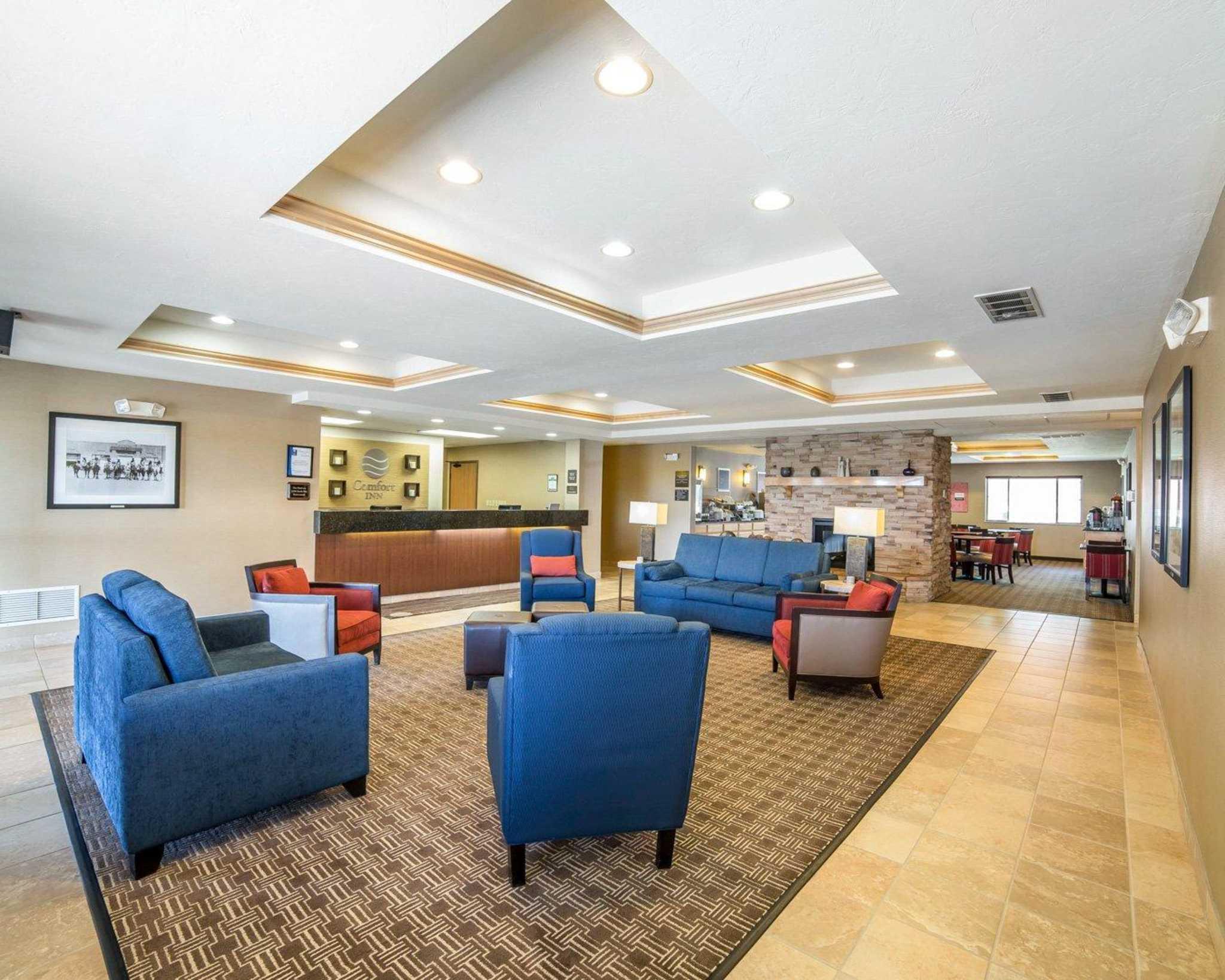 Comfort Inn Evansville-Casper image 21
