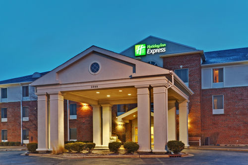 Holiday Inn Express & Suites Chicago-Algonquin image 0