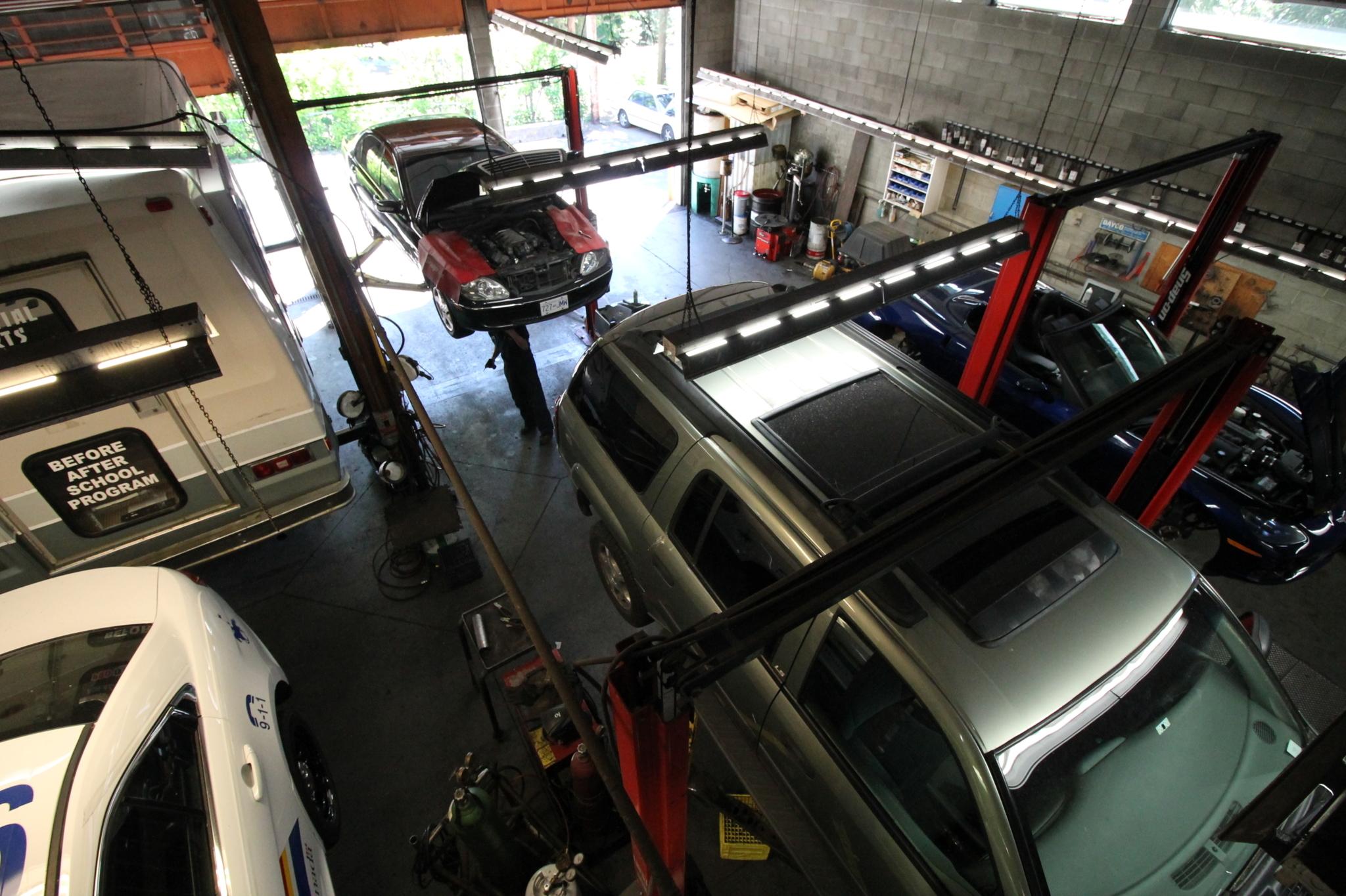 Austin Automotive in Coquitlam