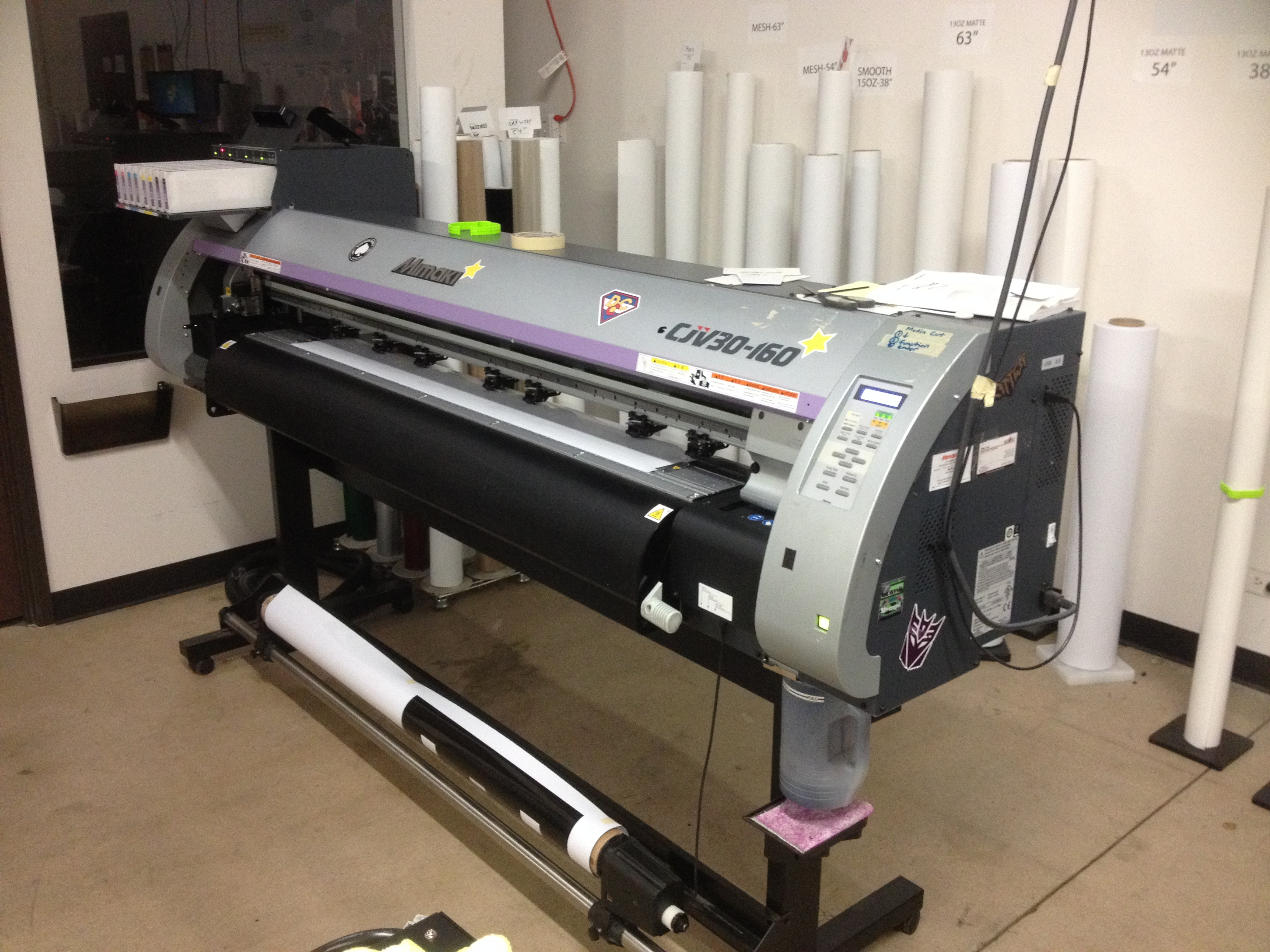 Denver Print Company - Banner Printing, Signs and Trade Show Printing image 0