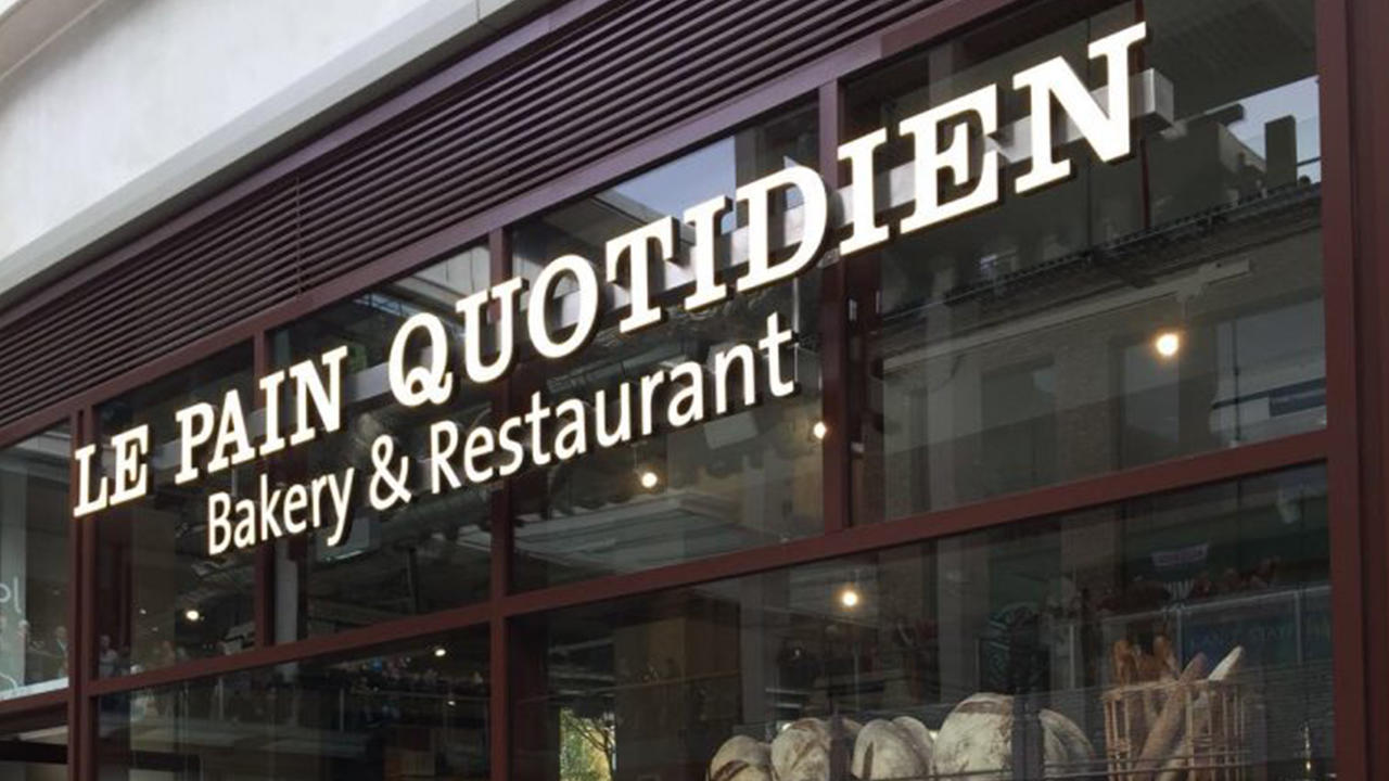 Le Pain Quotidien At The Westgate Centre Oxford Oxfordshire