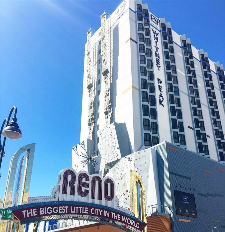 Whitney Peak Hotel image 1