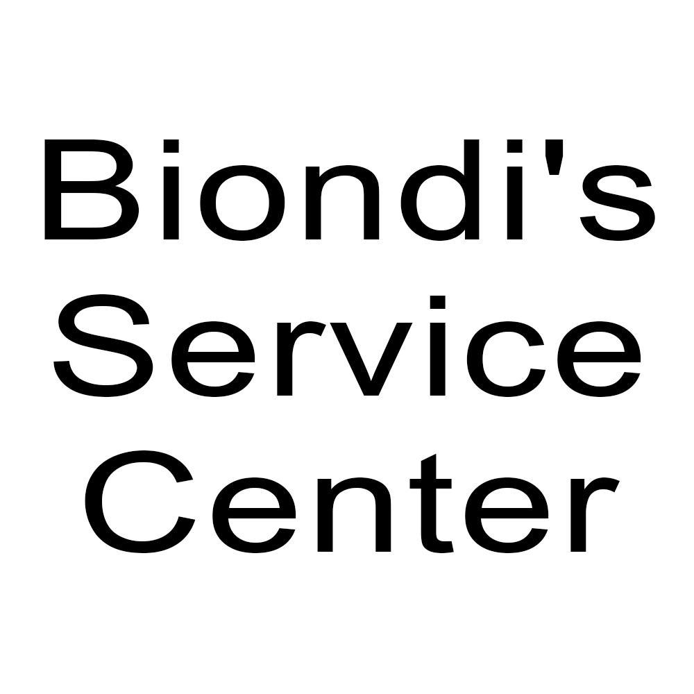 Biondi's Service Center
