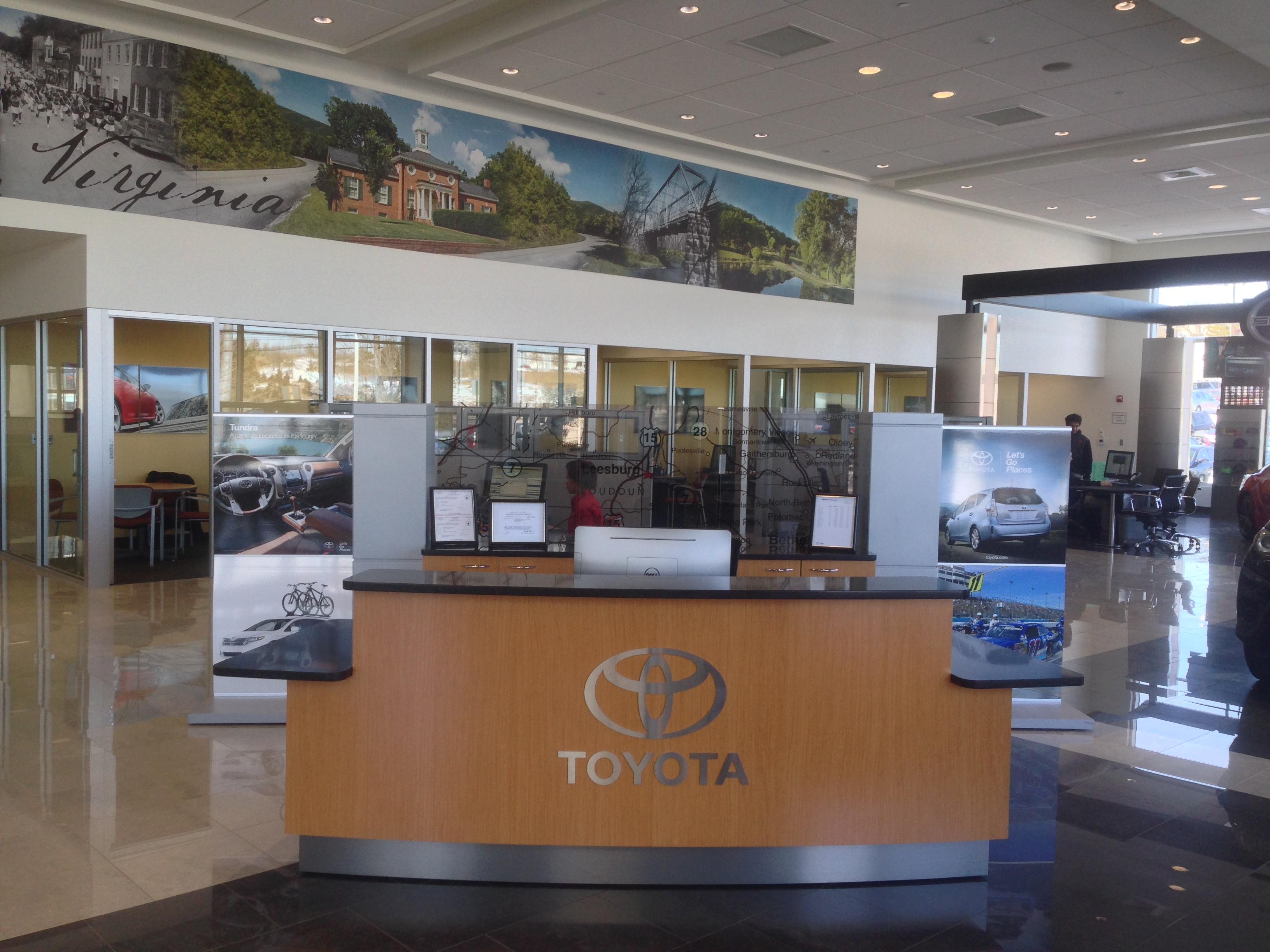 Description Autonation Toyota Leesburg