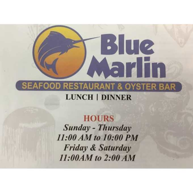 Blue Marlin Seafood Restaurant & Oyster Bar image 0