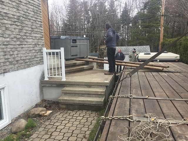Ouellet Trans-Spa à Québec