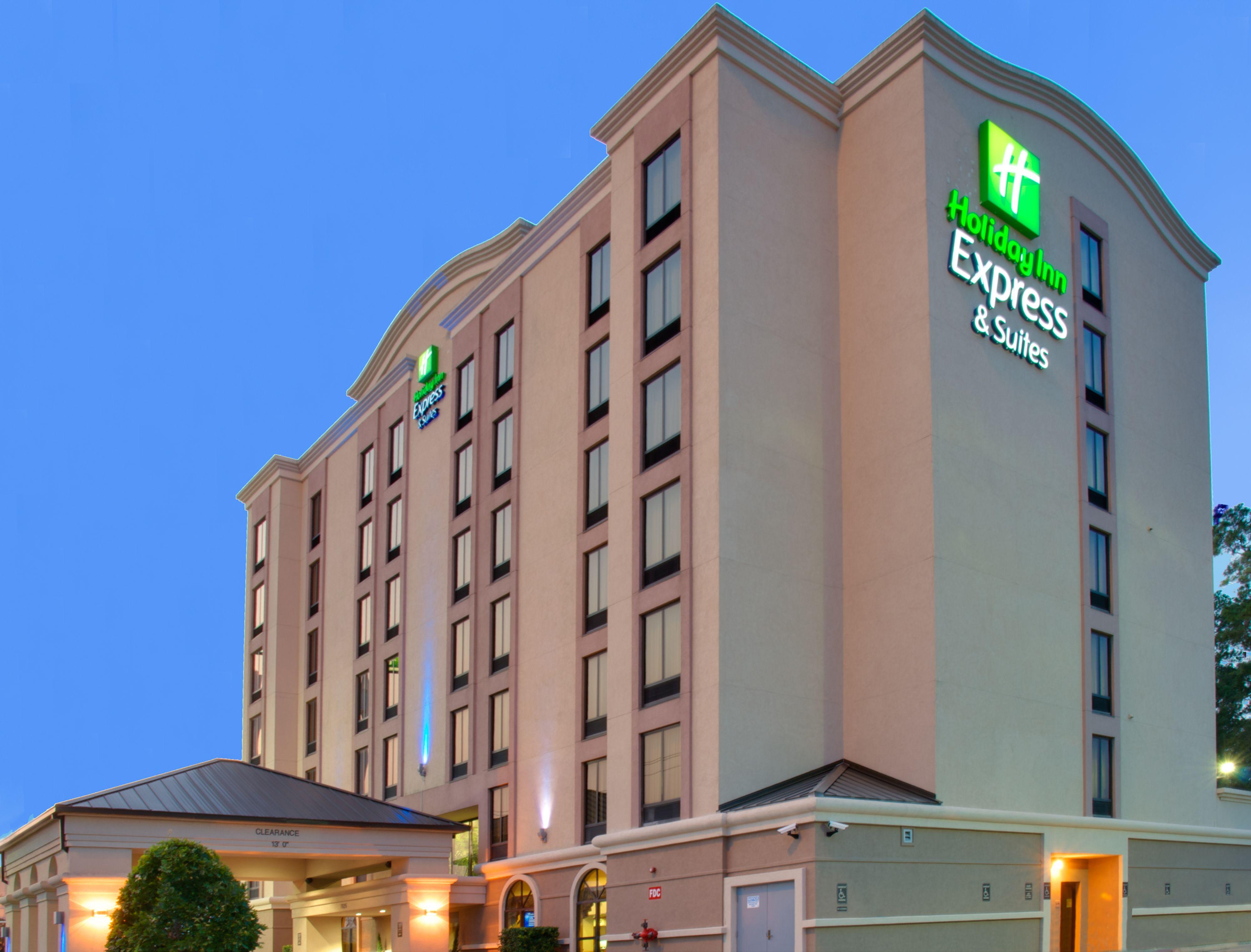 Holiday Inn Express Amp Suites Hou I 10 West Energy Corridor
