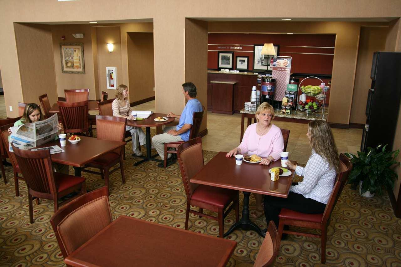 Hampton Inn & Suites Alexandria image 11