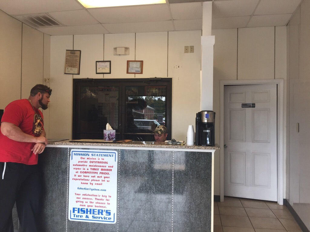 Fisher Tire & Service image 1