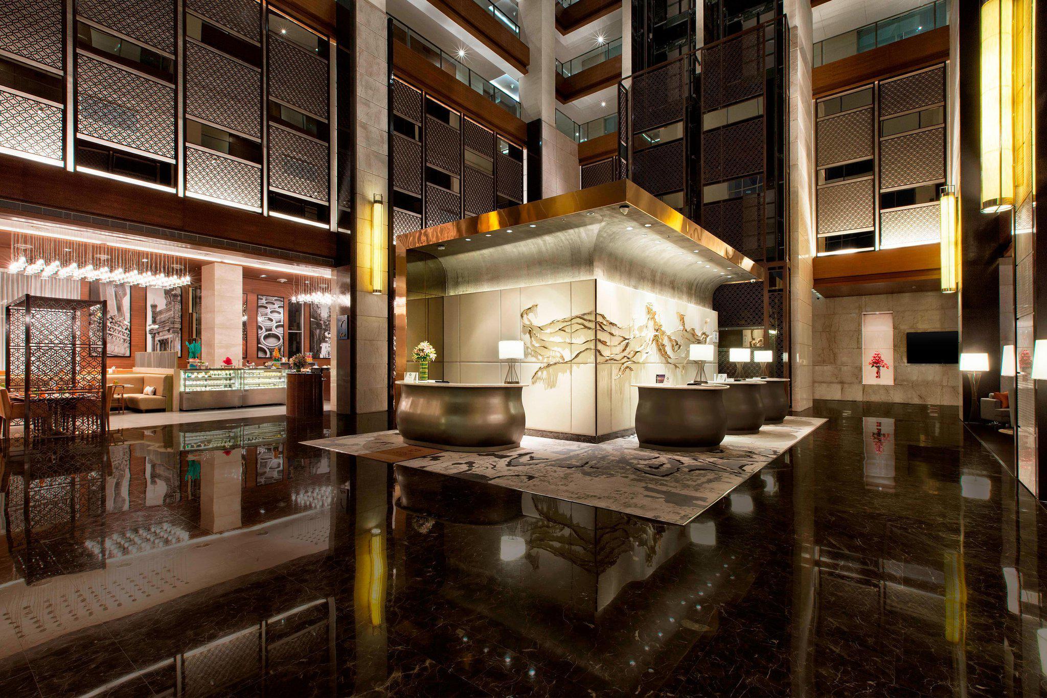 Sheraton Hyderabad Hotel