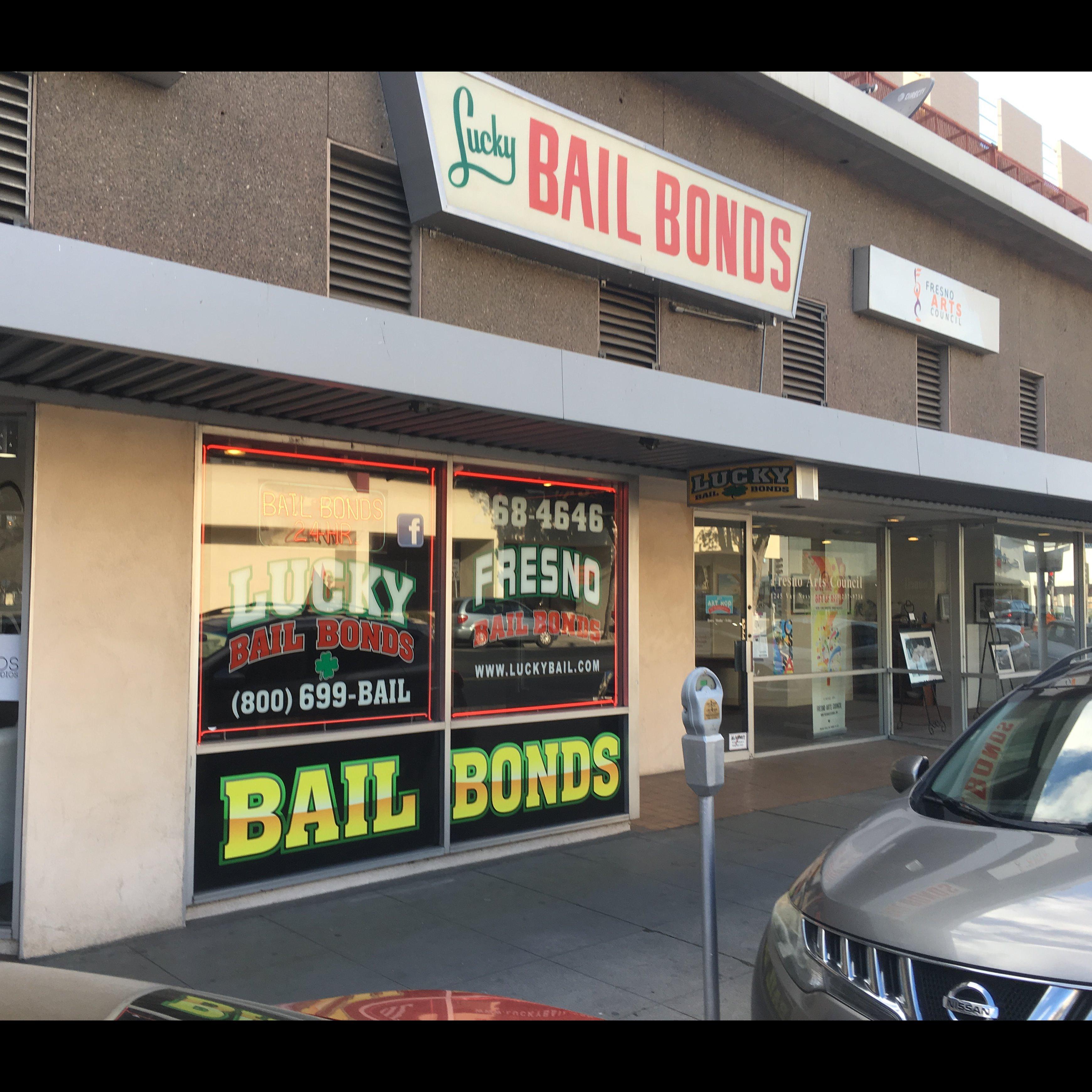 Lucky Bail Bonds