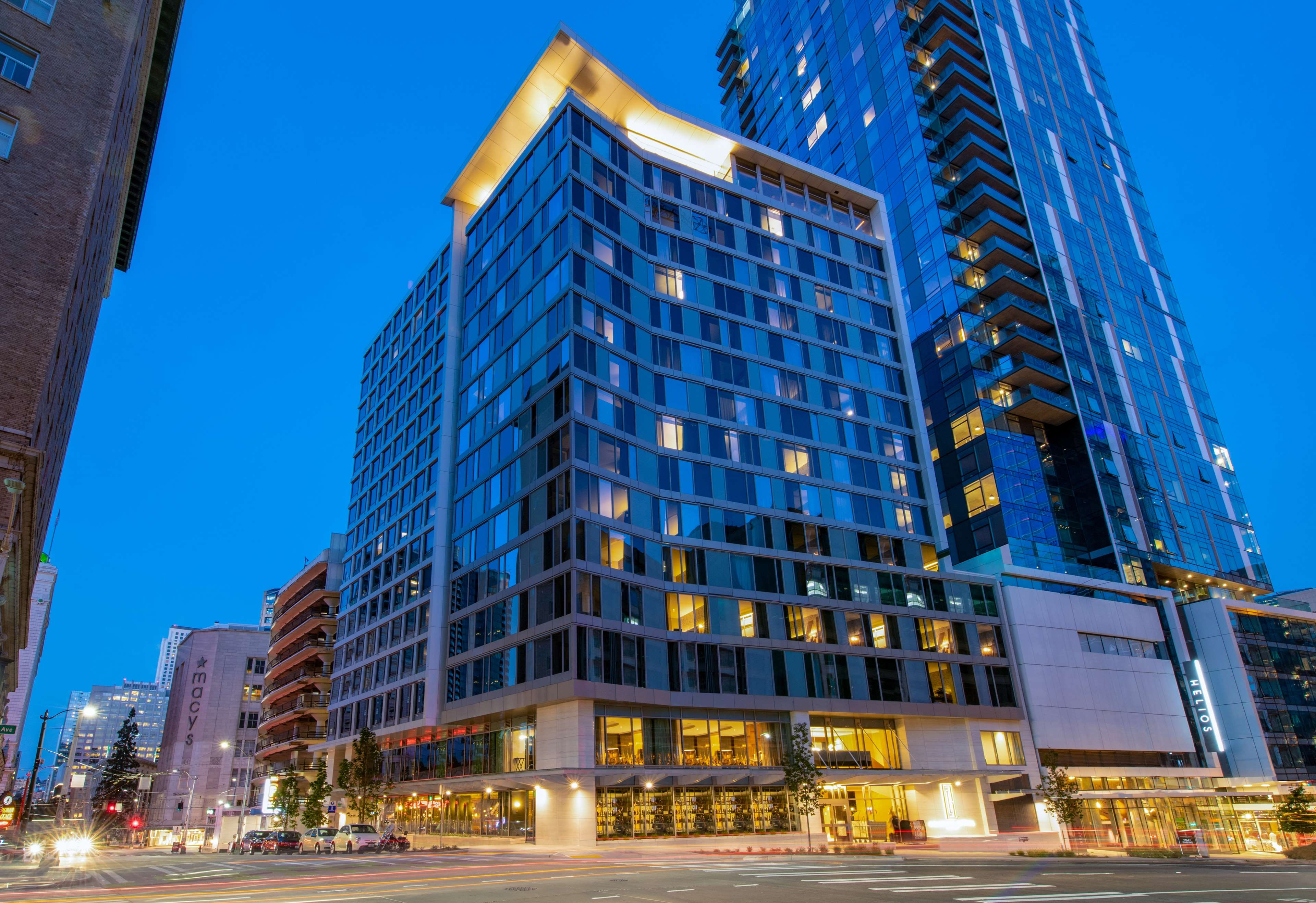 The Charter Hotel Seattle, Curio Collection by Hilton image 1