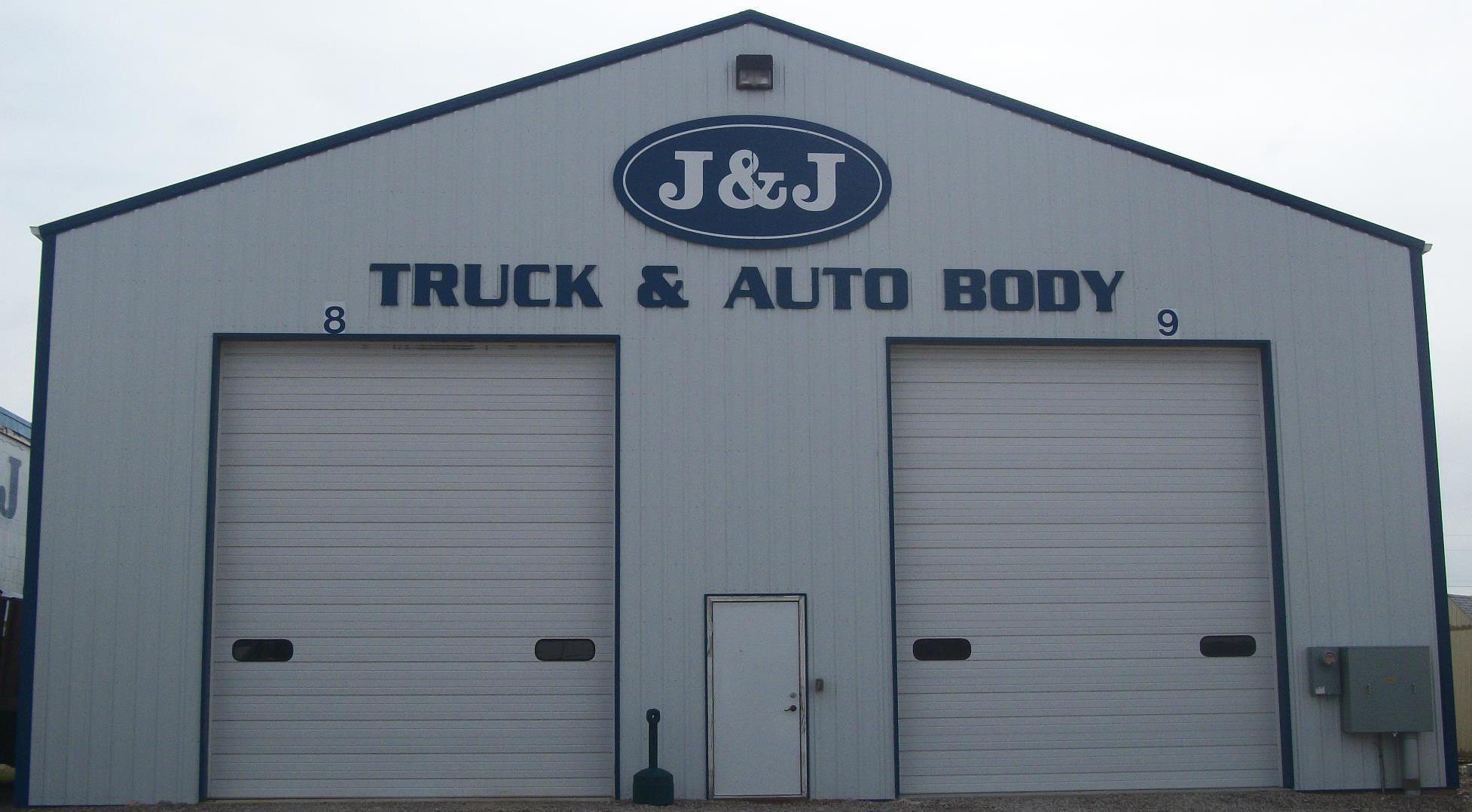 J j truck auto body auto body shop rapid city sd for Rapid motors rapid city sd