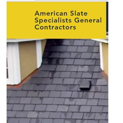 American Slate Specialists General Contractors