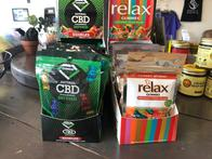 Sweet tooth? We have edibles for that!