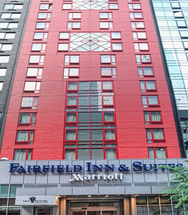 Fairfield Inn Suites By Marriott New York Manhattan Times Square In New York Ny 10018