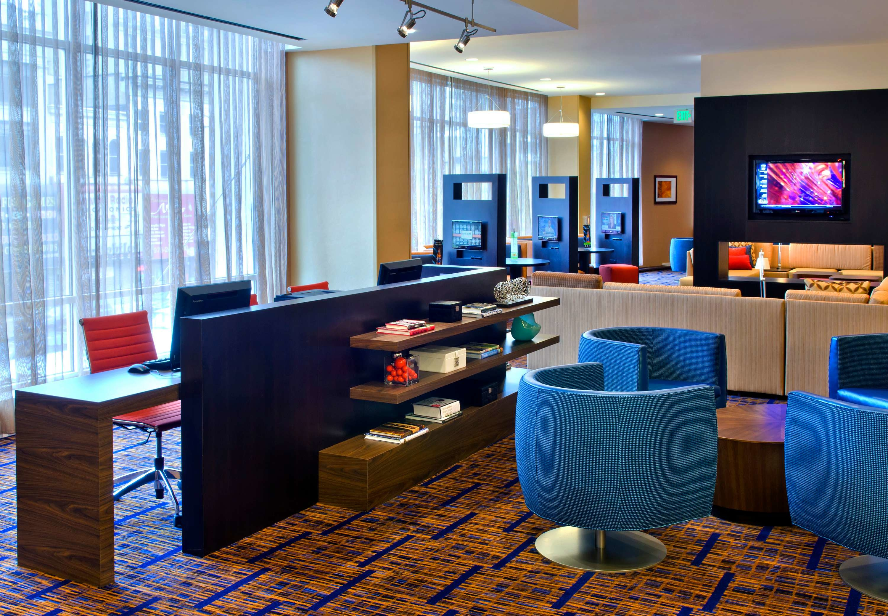 Courtyard by Marriott Newark Downtown image 16