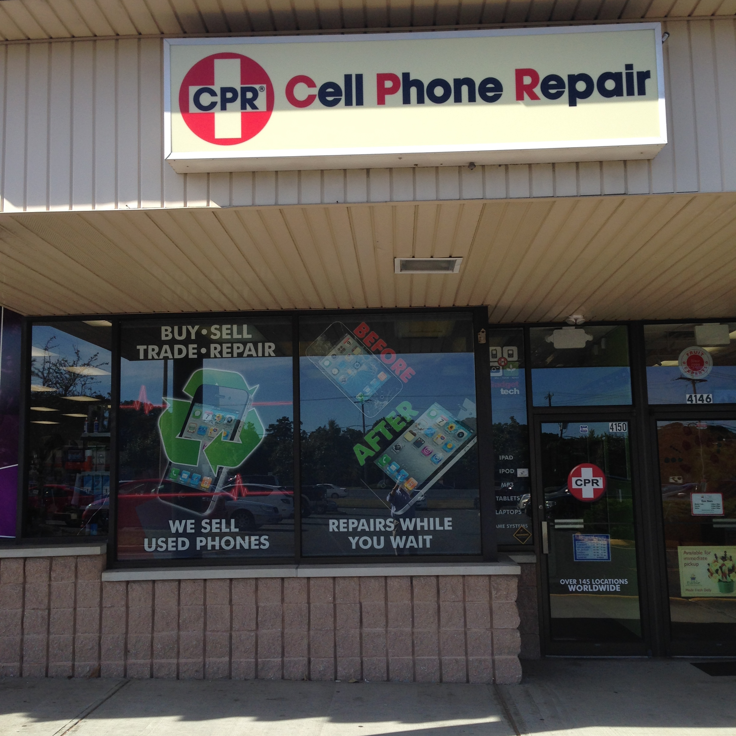 CPR Cell Phone Repair Howell image 1