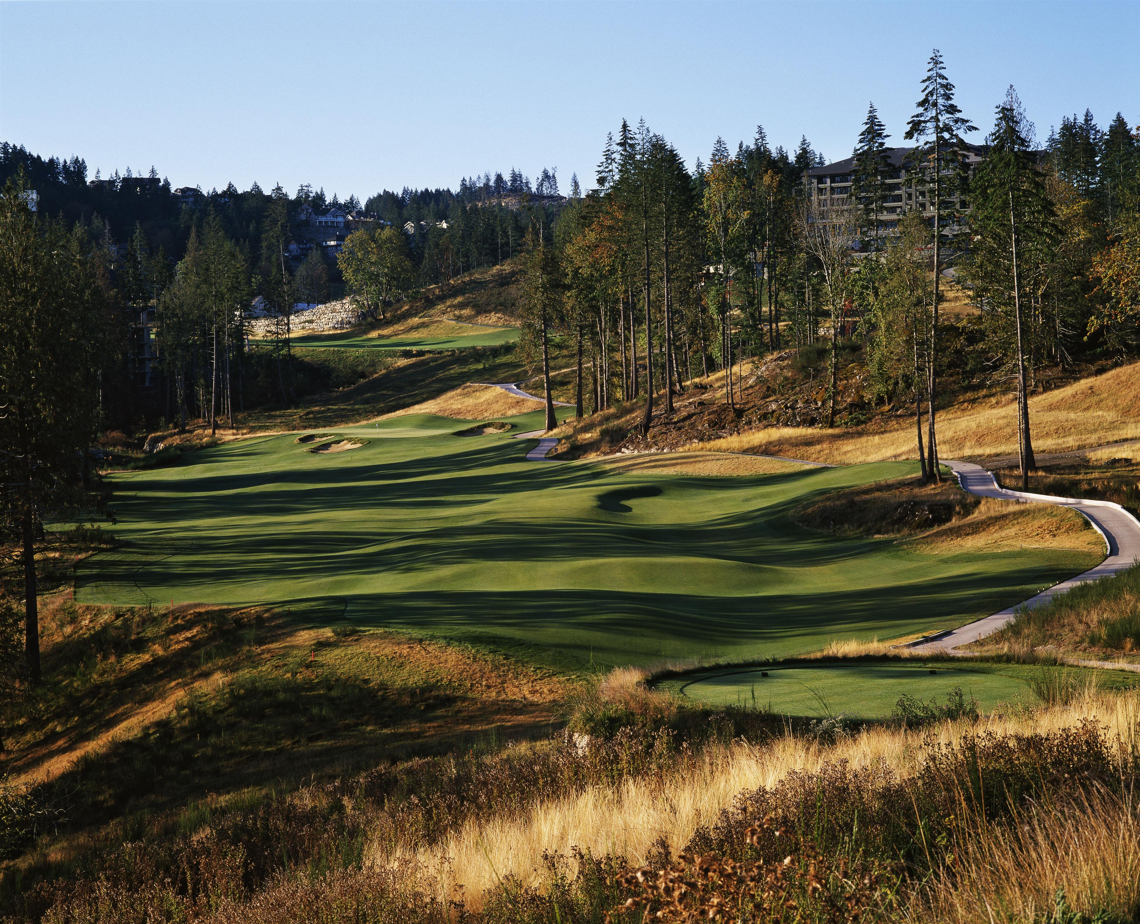 The Westin Bear Mountain Golf Resort & Spa, Victoria in Victoria: Valley Hole #18