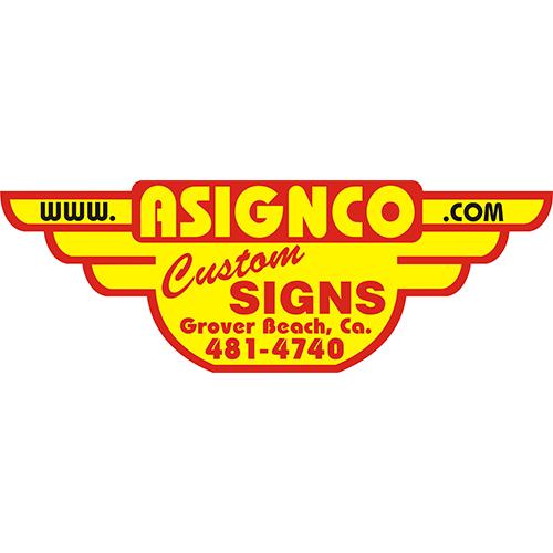 ASIGNCO Custom Signs