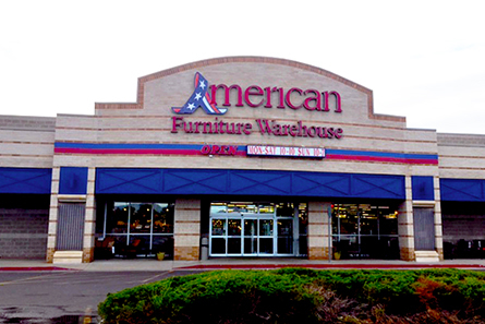 Find American Furniture Warehouse Locations Texas Colorado