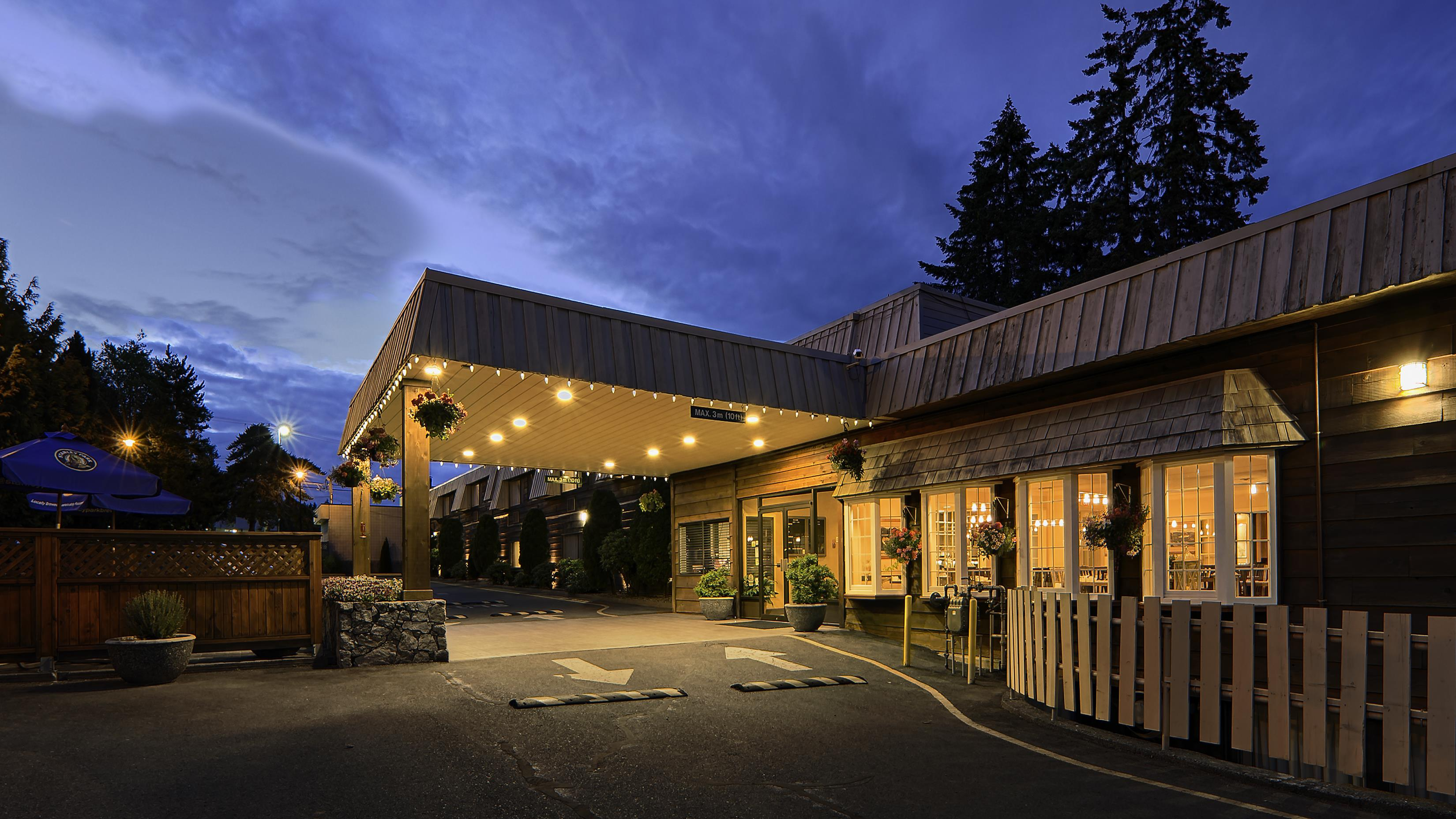 Best Western Cowichan Valley Inn in Duncan: Exterior