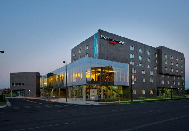 SpringHill Suites by Marriott Denver Downtown image 0
