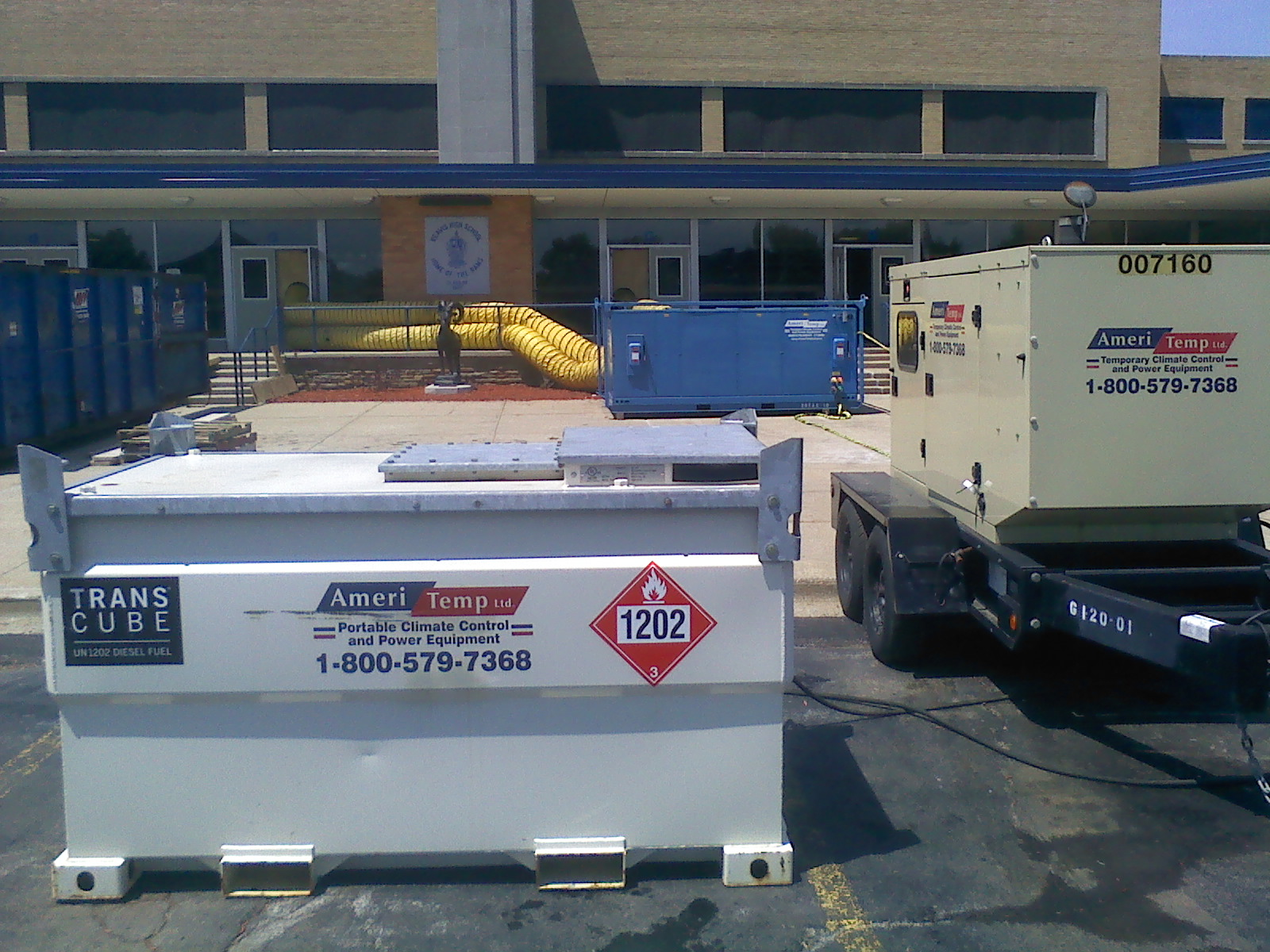 6905598 further Trailer Mounted Air Cooled Chillers besides portableairandpower also Trailer Mounted Air Cooled Chillers as well 500 Ton Trailer Mounted Air Cooled Chiller. on 500 ton trailer mounted air cooled chiller