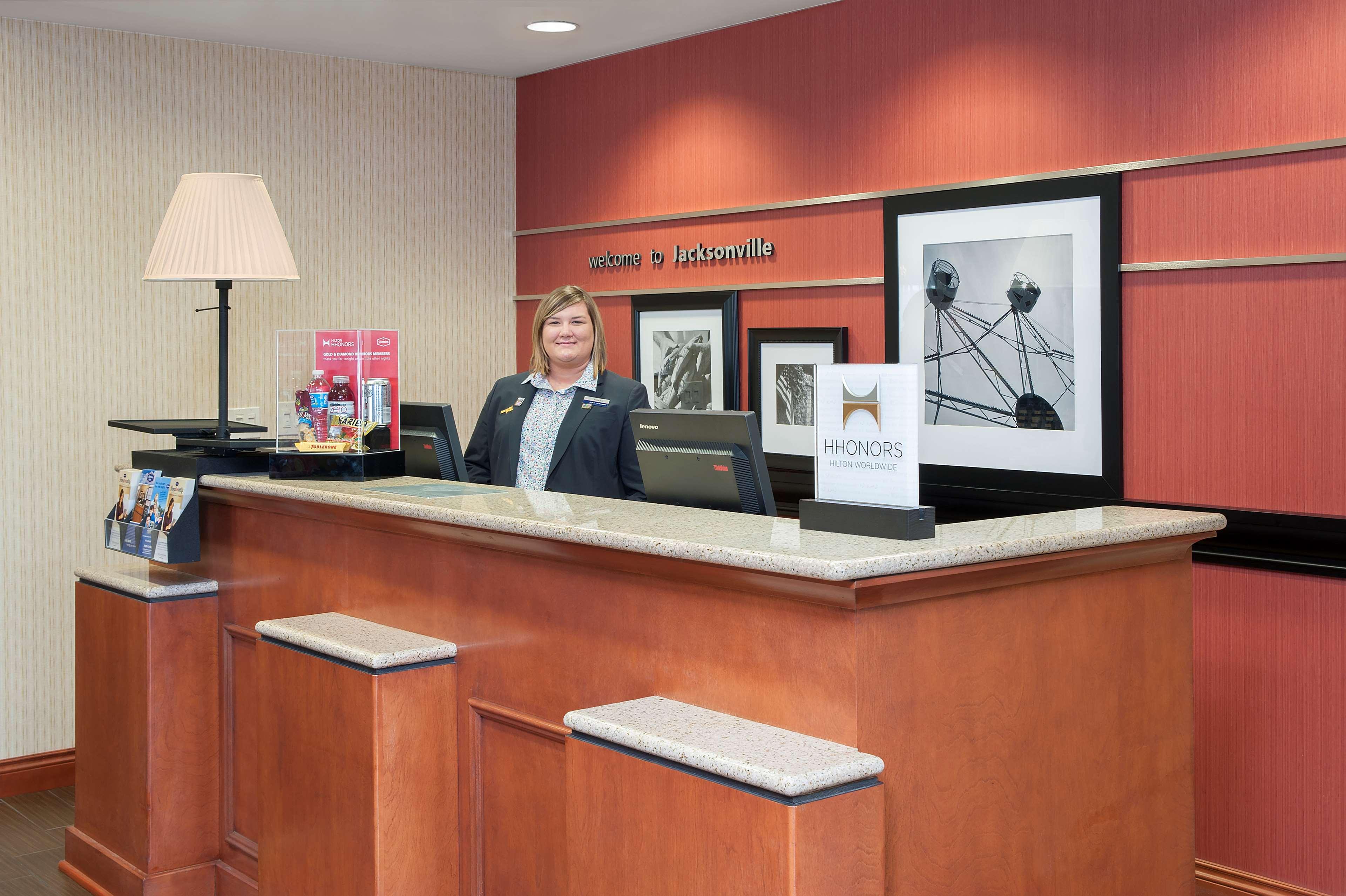 Hampton Inn Jacksonville image 1