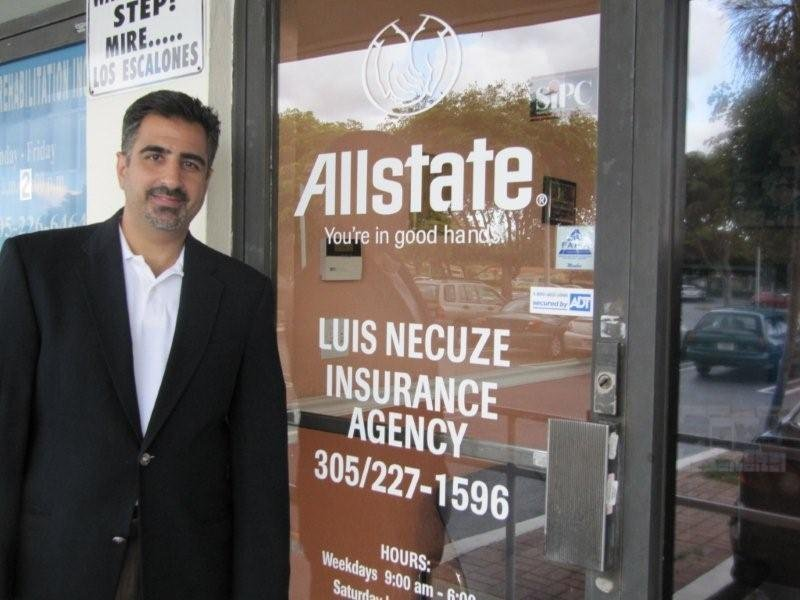 Luis Necuze: Allstate Insurance image 1